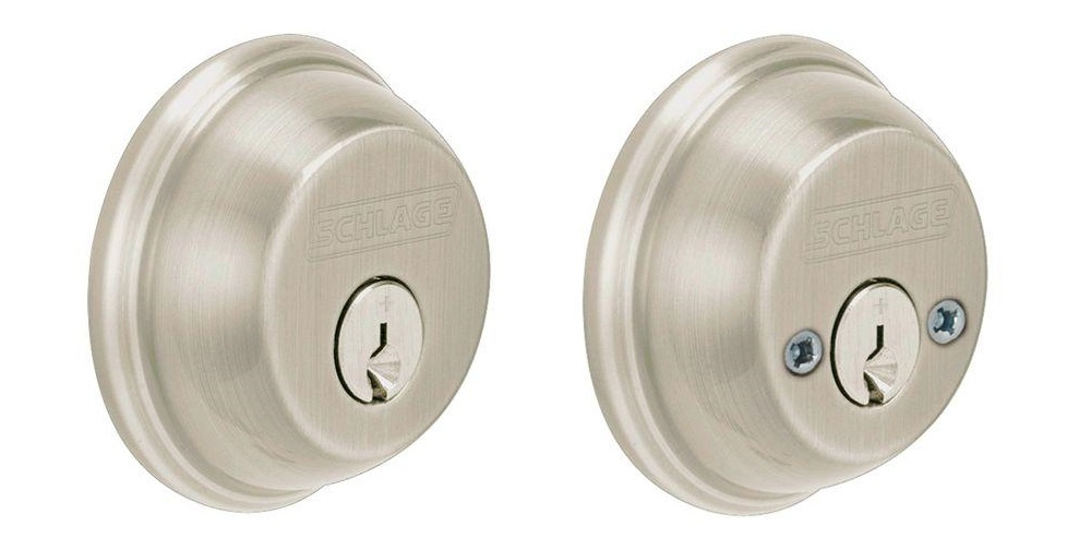 Double Sided Deadbolt